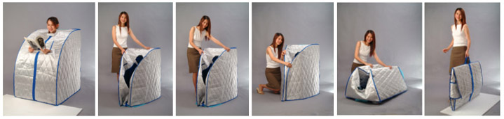 Portable Infrared Sauna, Portable Infrared Saunas, Portable Home Saunas